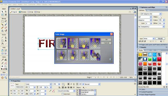 Adobe Fireworks download
