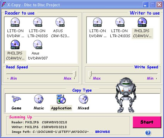 X-Copy Media Center download