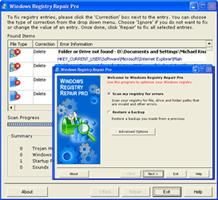 Windows Registry Repair Pro