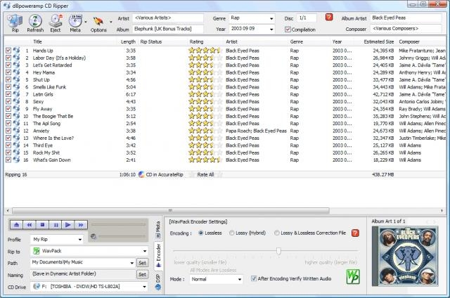 dBpoweramp Music Converter download
