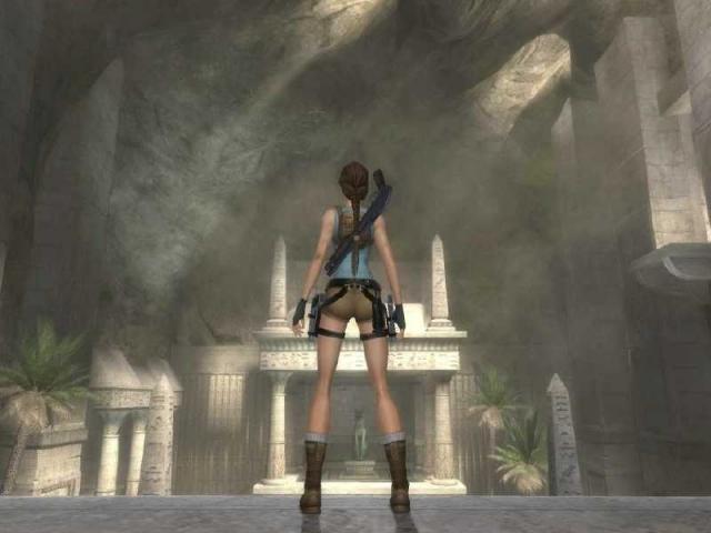 Tomb Raider: Anniversary Demo