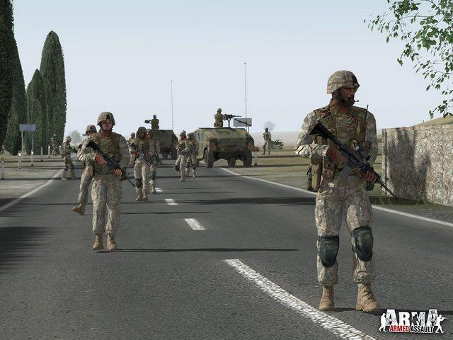 ArmA: Armed Assault Demo download