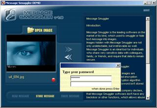 Message Smuggler download