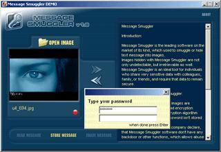Message Smuggler