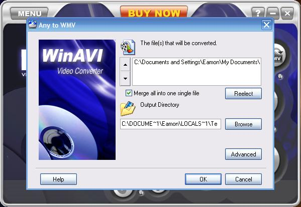 WinAVI Video Converter download