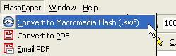 Adobe FlashPaper
