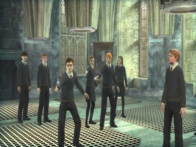 Harry Potter e l'Ordine della Fenice Demo