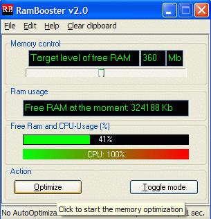 RAMBooster