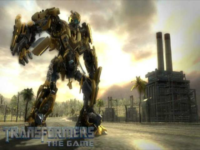transformers the game demo immagini