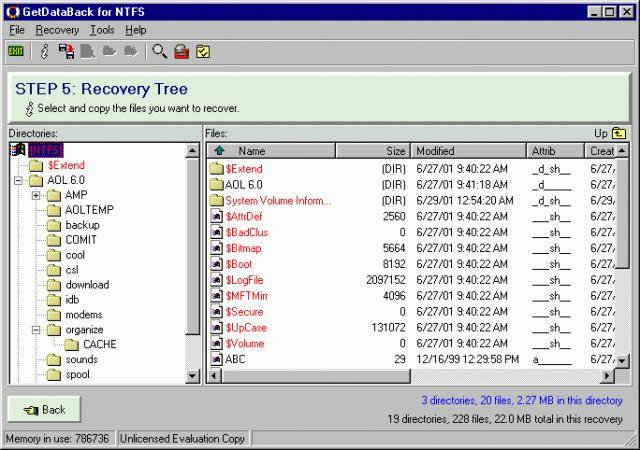 GetDataBack Data Recovery download
