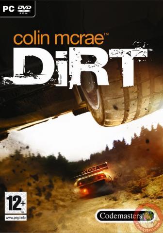 Colin McRae: Dirt Demo