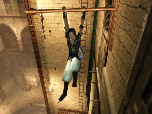 Prince of Persia: Le Sabbie del Tempo Demo