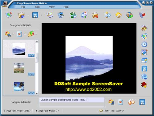 !Easy ScreenSaver Station