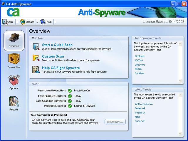 CA Anti-Virus