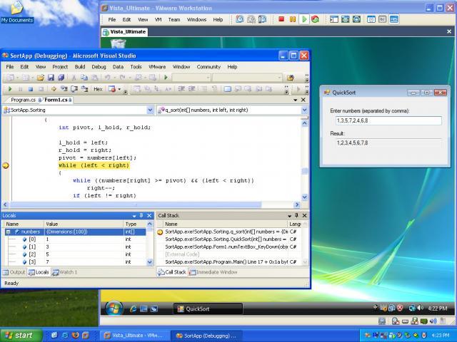 Télécharger VMware Workstation.