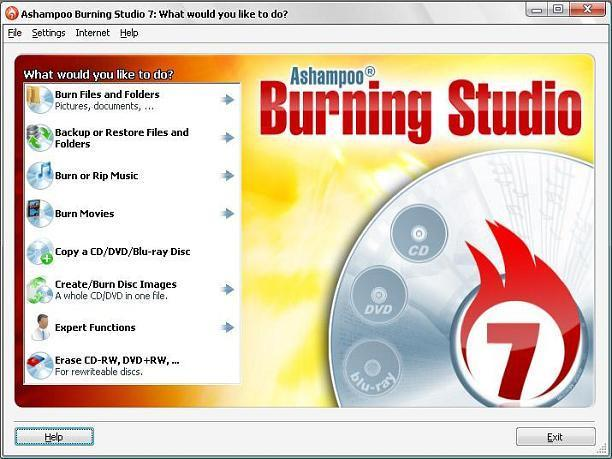 Ashampoo Burning Studio download