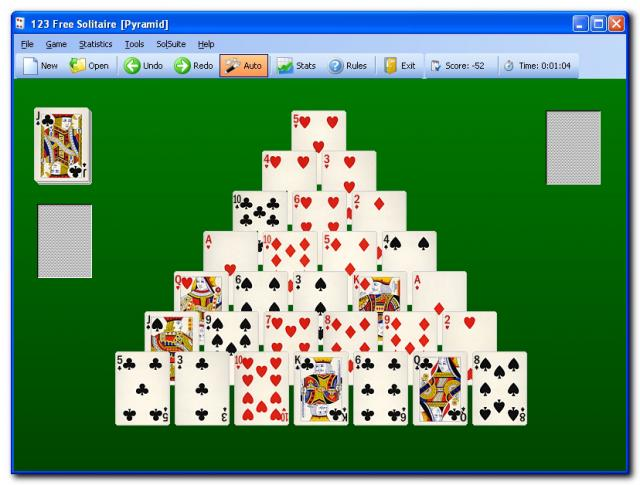 123 Free Solitaire