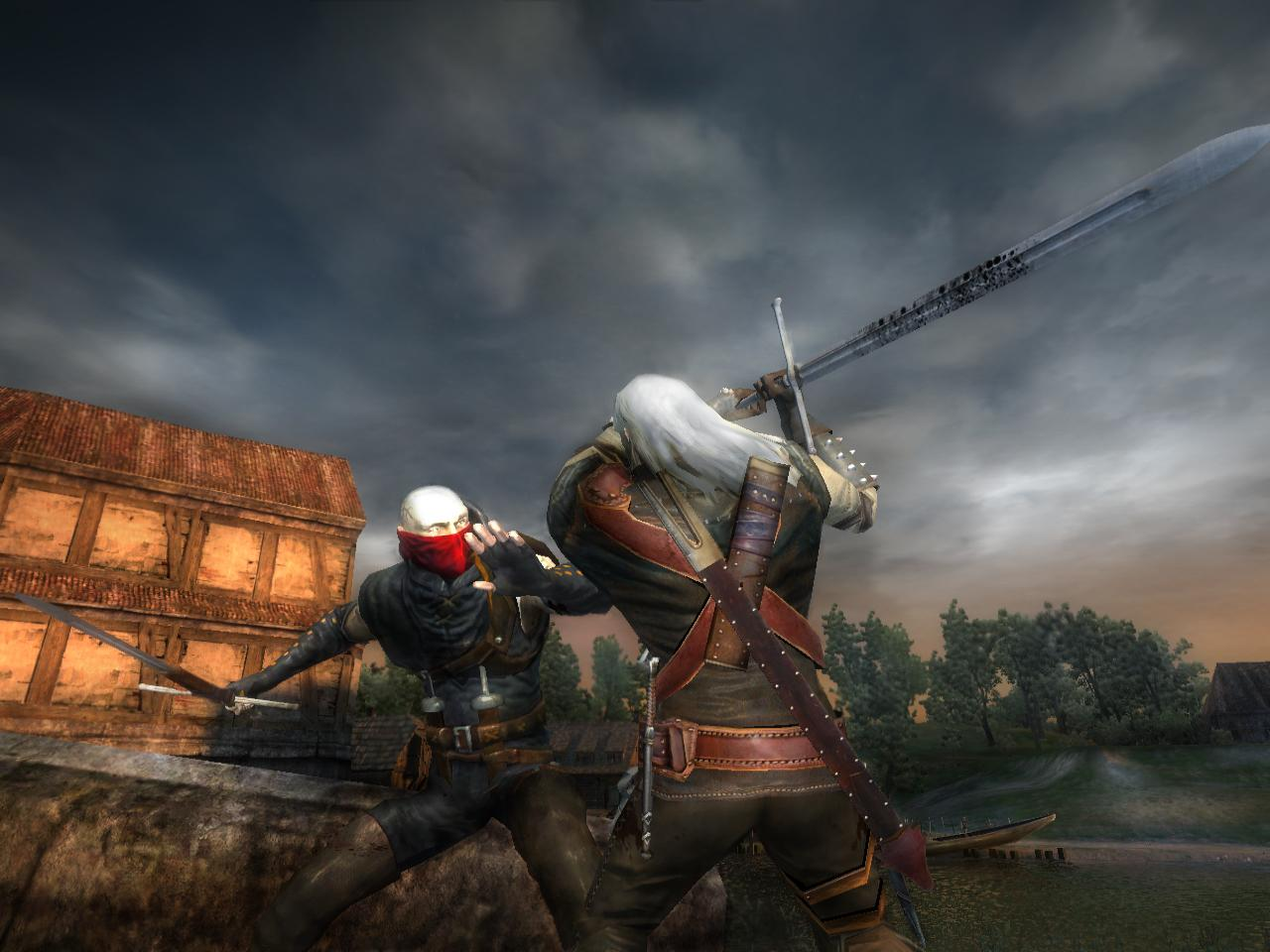 The Witcher Demo download