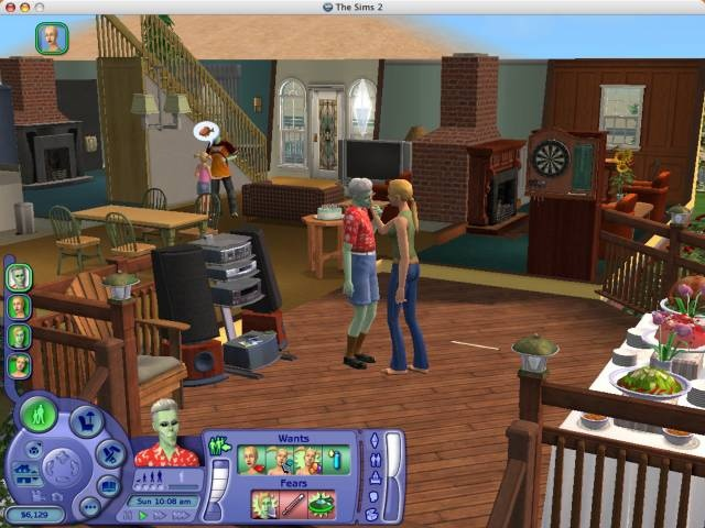 The Sims Demo