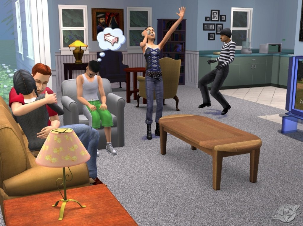 The Sims Demo download