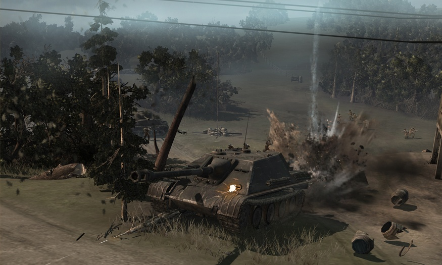 Company of Heroes: Opposing Fronts Demo download
