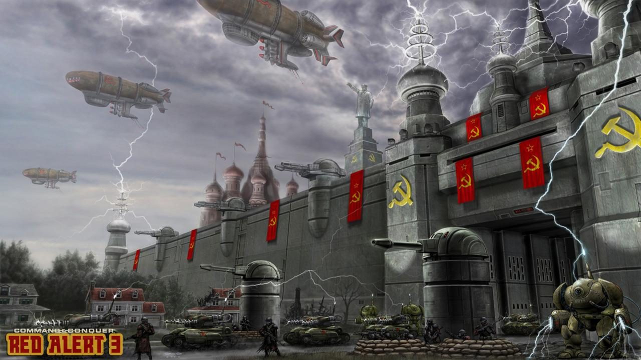 Command & Conquer: Red Alert 3 Demo