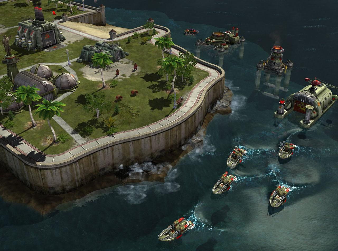 Command & Conquer: Red Alert 3 Demo download