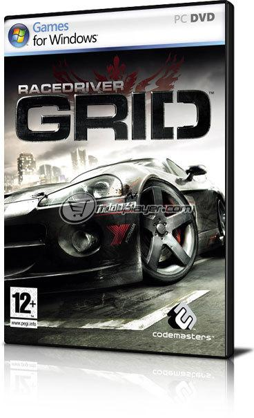 Race Driver: GRID Demo