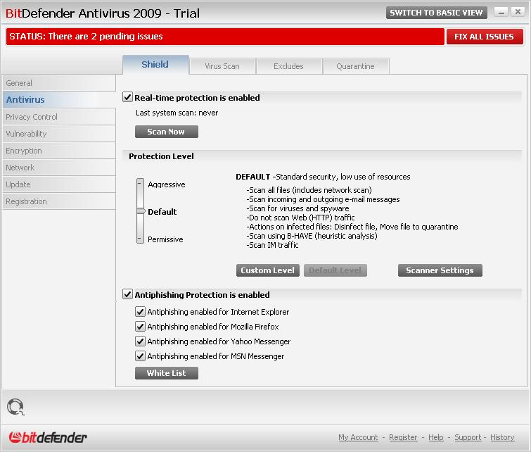 BitDefender Antivirus download