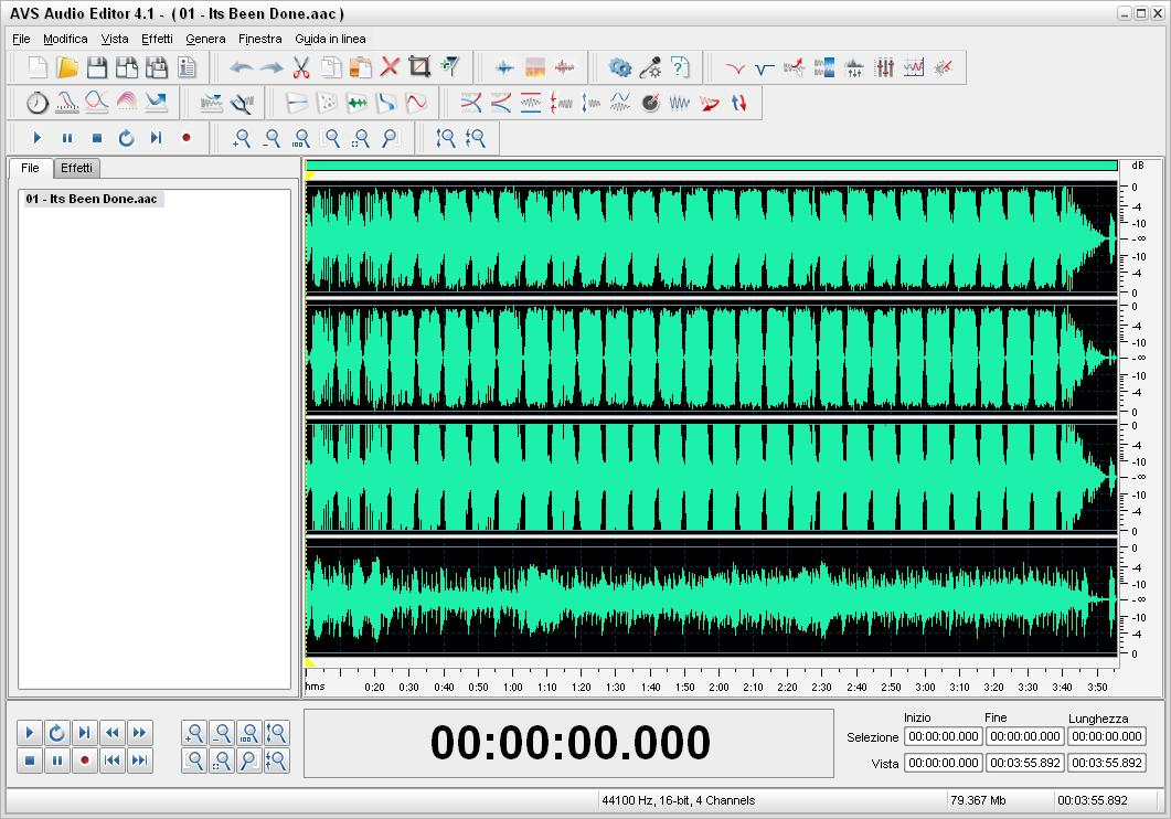 AVS Audio Editor download