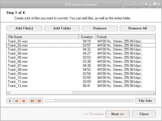 AVS Audio Converter download