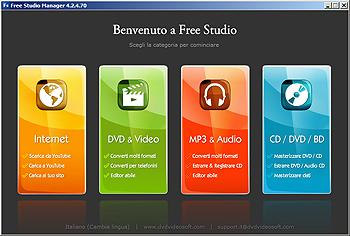 Free Studio download