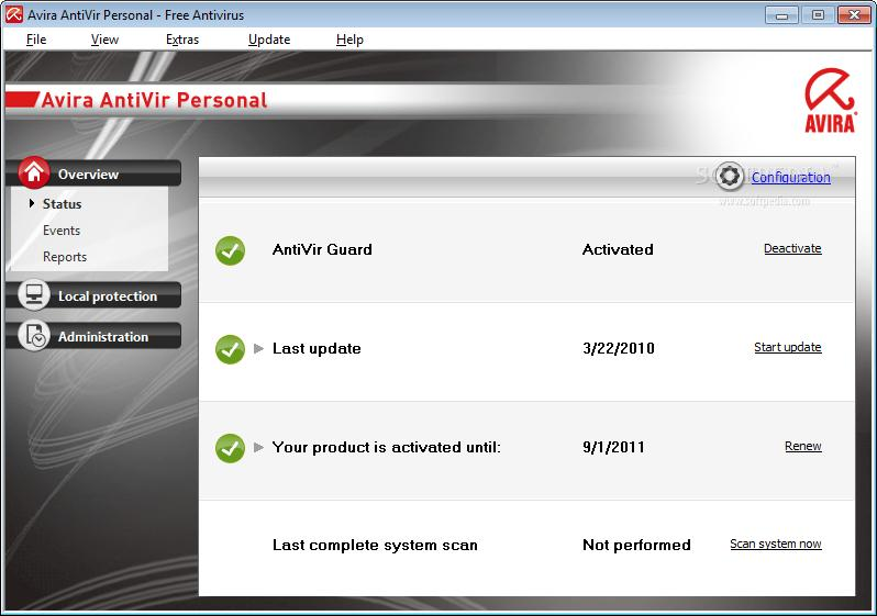 xnavigation net view 485 avira free antivirus
