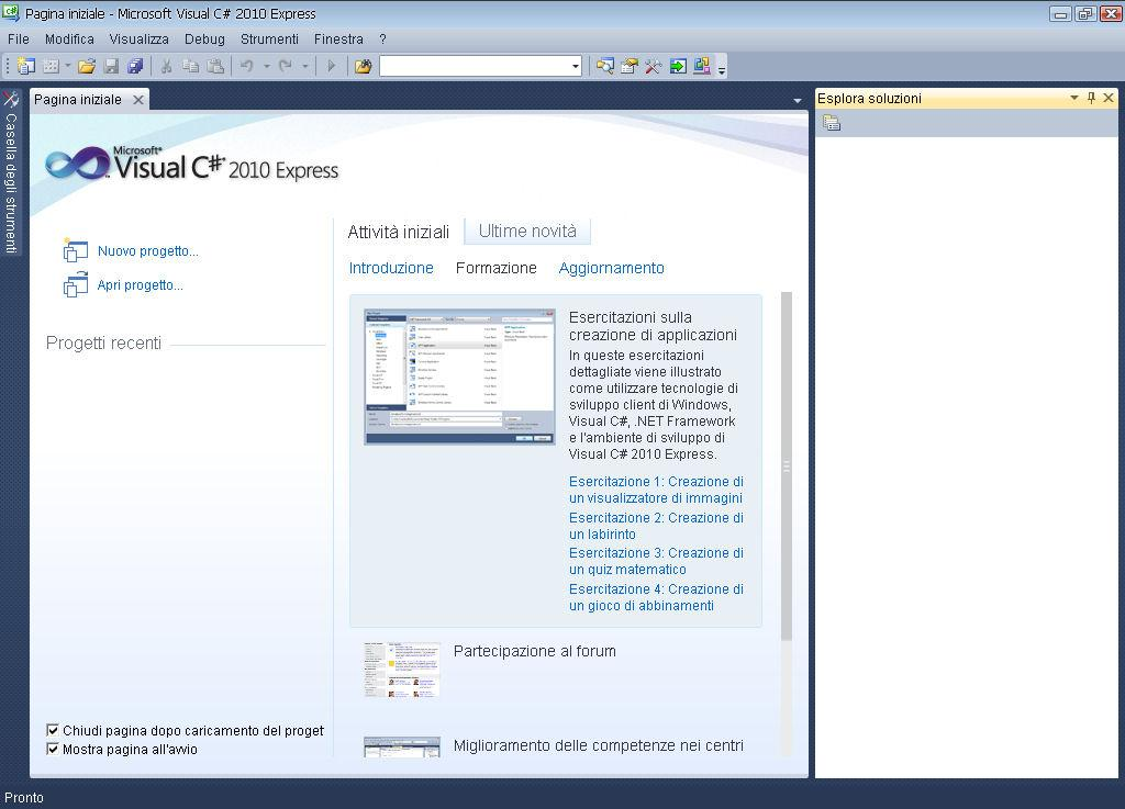 Microsoft Visual C# Express download