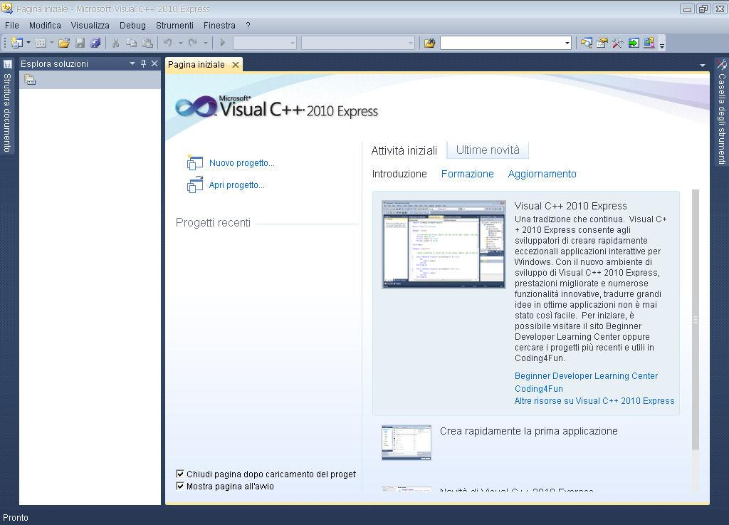 Microsoft Visual C++ Express