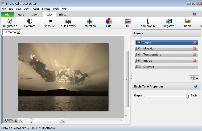 PhotoPad Image Editor download