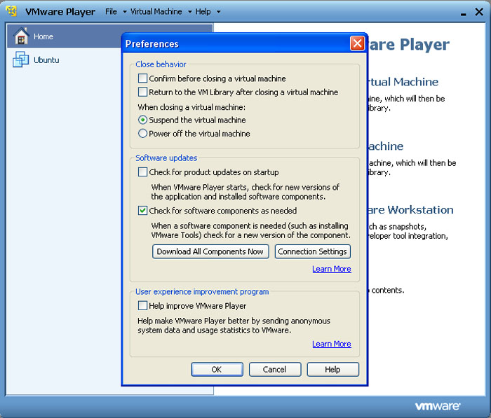VMware Player indir