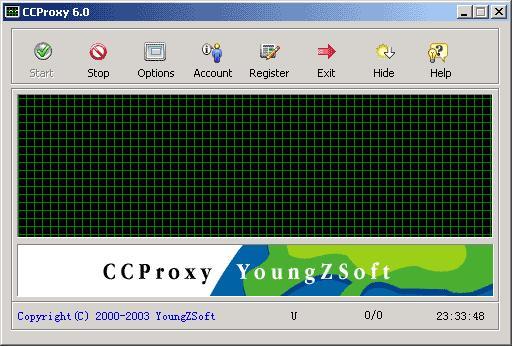 CC Proxy Server