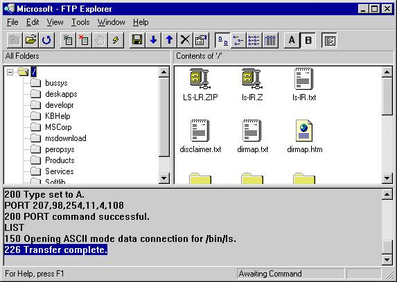 FTP Explorer download