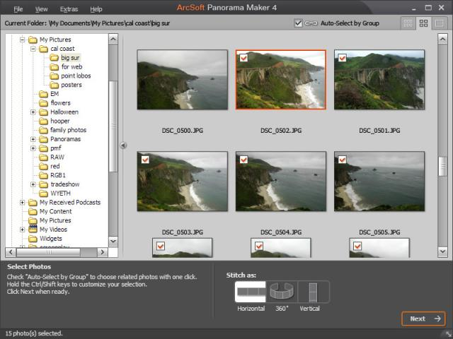 Panorama Maker download