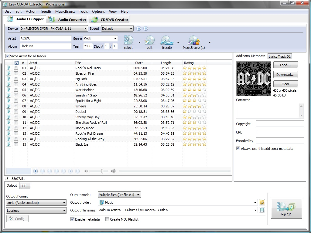 EZ CD Audio Converter download