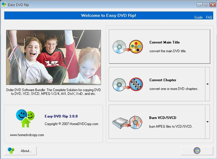 Easy DVD Rip download