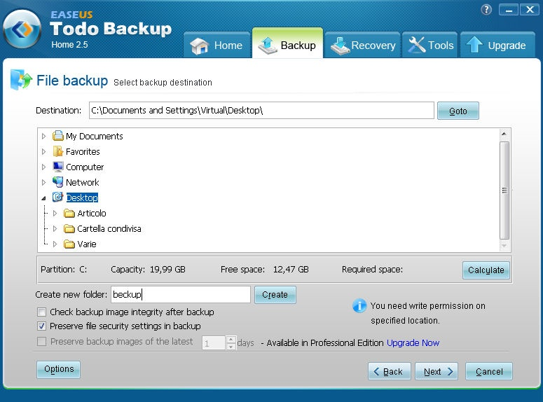 Easeus Todo Backup Home download