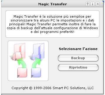Magic Transfer
