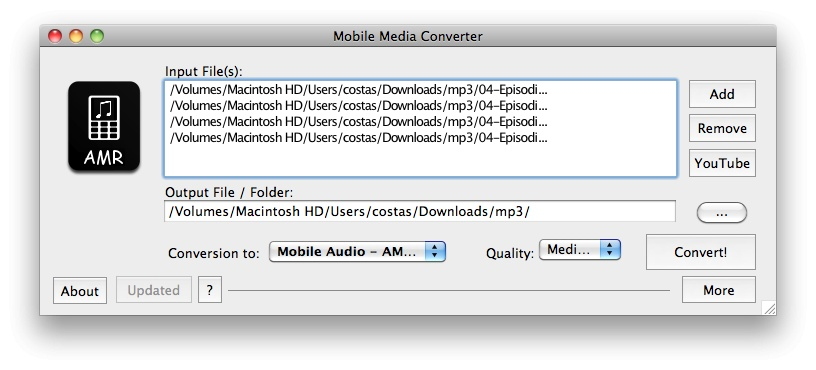 Mobile Media Converter download
