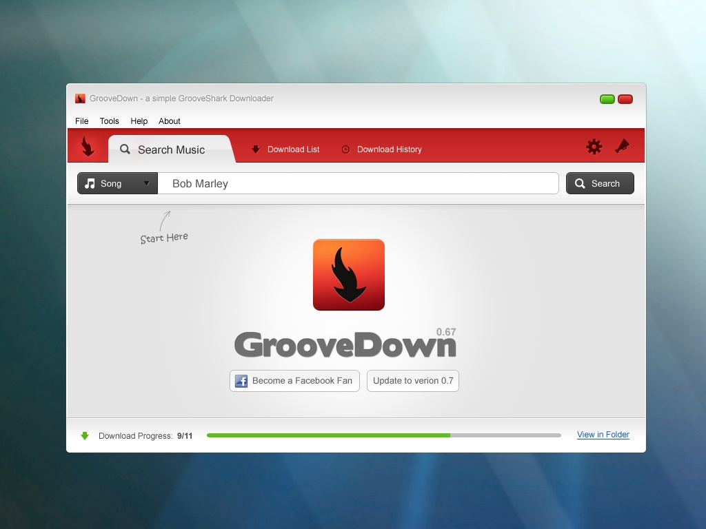 Groovedown download