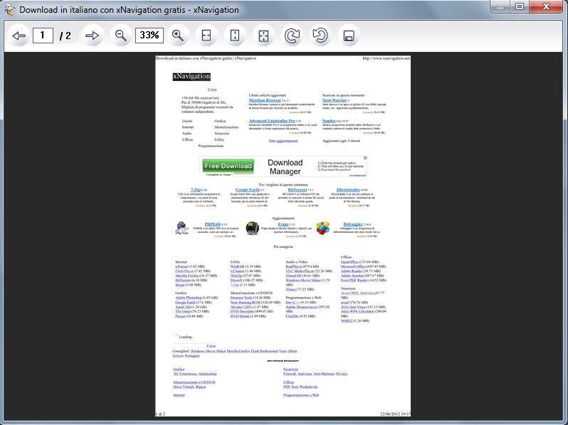 PDF24 Creator Download gratis 9 0 0