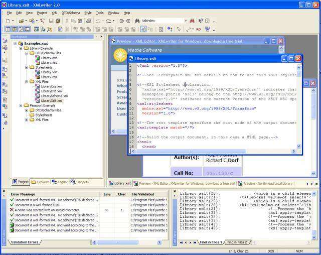 XMLwriter download