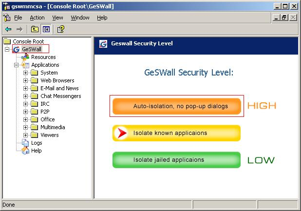 GeSWall download