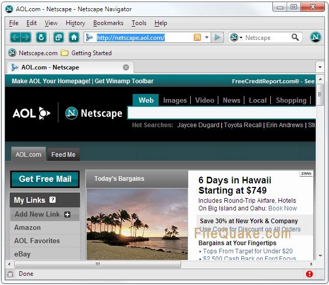 Netscape italiano scarica